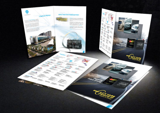 Brochure Design | Neuton Power
