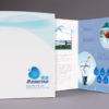 corporate brochure design - memstar pte ptd